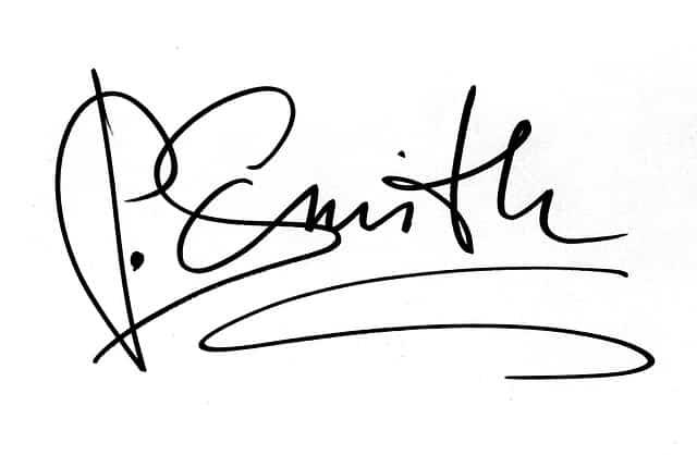 Testament unterschreiben