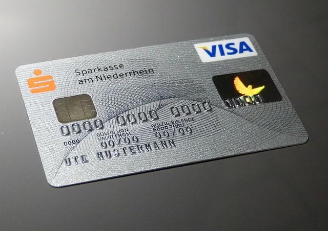 Bezahlung im Online Outlet Warenhaus