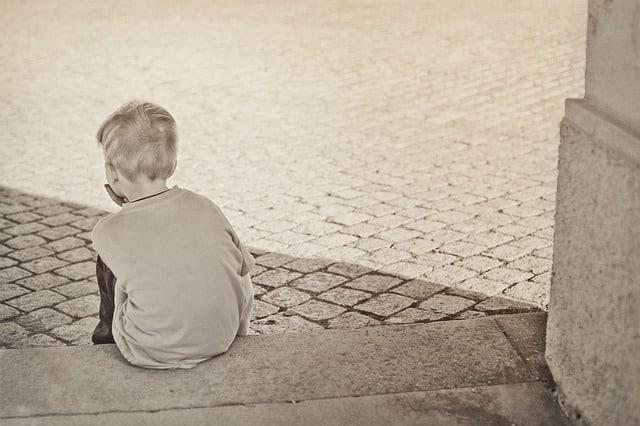 Bindungsangst bei Scheidungskindern