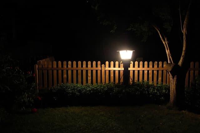 Gartenbeleuchtung im modernen Garten