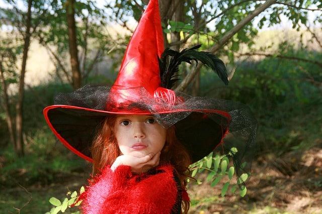 Halloween Kostüm selber machen