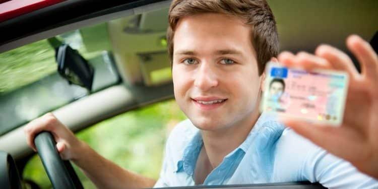 Neuen Führerschein tauschen