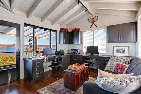 mit der richtigen einrichtung die produktivit t im homeoffice steigern. Black Bedroom Furniture Sets. Home Design Ideas