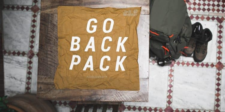 Jack Wolfskin - Go Backpack