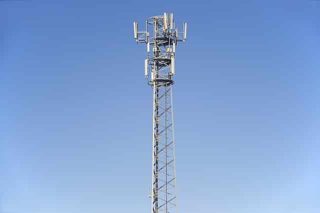 Bild LTE Mast