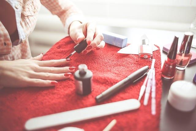 Bild Nagelgestaltung