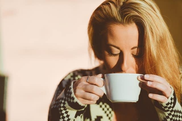Bild Kaffee trinken