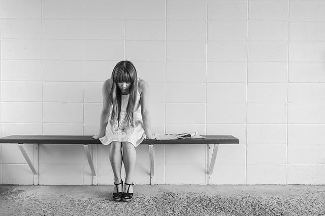 Depressionen durch Bindungsangst