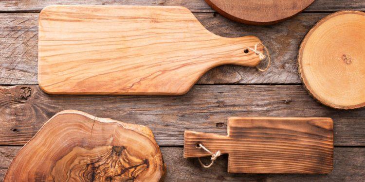 Bild Holzschneidebretter