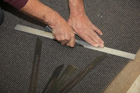 Bild Teppichboden entfernen