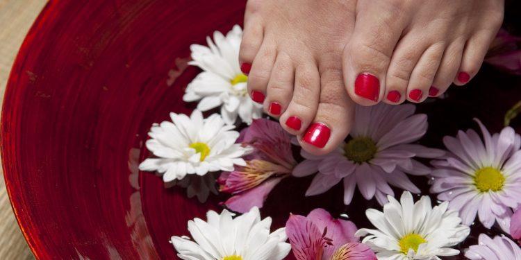 Bild schöne Füße