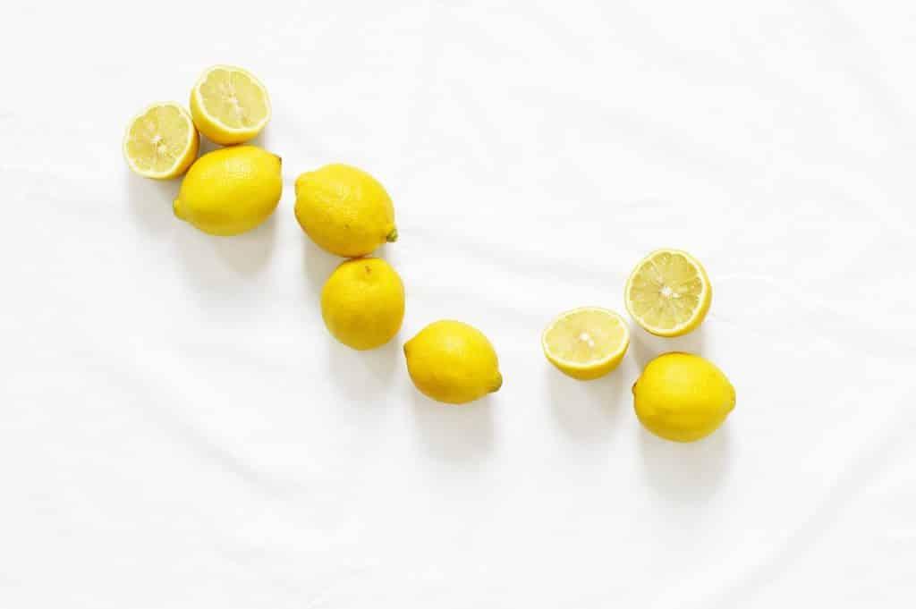 Bild Zitronensäure