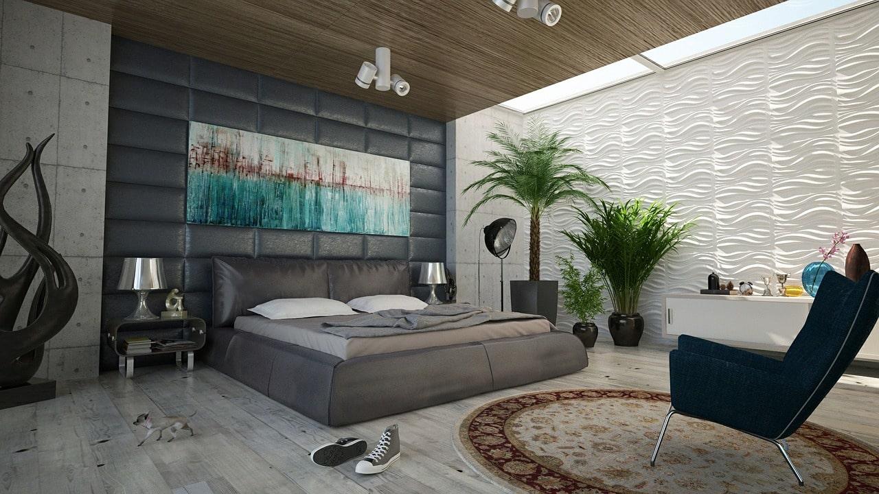 Pflanzen im Schlafzimmer - schädlich oder nicht?