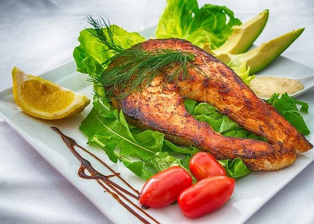 Bild Fischgericht