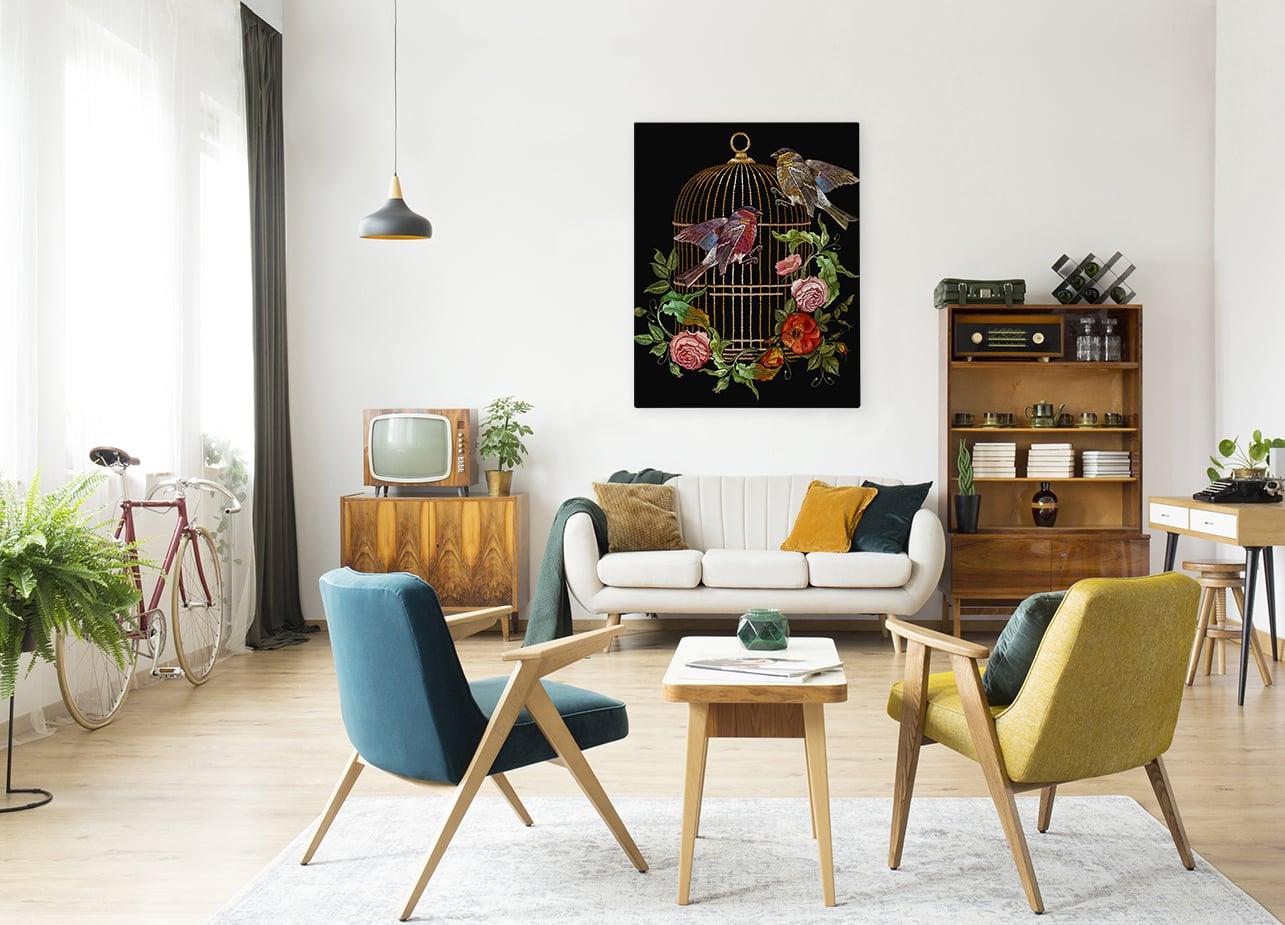 tipps f r die wohnzimmer gestaltung mit bildern. Black Bedroom Furniture Sets. Home Design Ideas